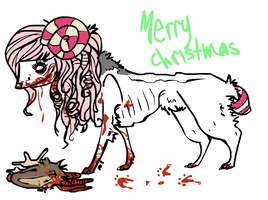 late christmas doodle by Glitter-Mace