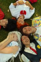AnoHana: Circle of Friendship by MVestiige