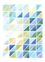 Abstract Geometric Shapes 2 by SuicideNeil