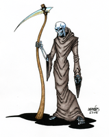 Reaper colored by BillyJebens