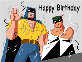 Happy Birthday from BnB by Kim-Possible333