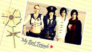 RE 6 Photography - My Best Friends by MayAMVPD1356