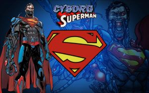 New 52 Cyborg Superman 5 by Superman8193