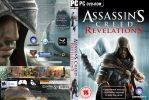 Assassins Creed Revelations PC DVD Cover by rapt0r86