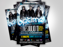 Optimo FLyer by CloroDesign