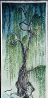 The Willow Tree by LauraTolton