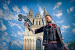 Booker Dewitt cosplay - Bioshock Infinite (2) by James--C