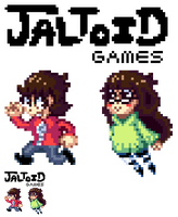 Jaltoid Pixel Art (Jaltoid Games) by SpencerEX