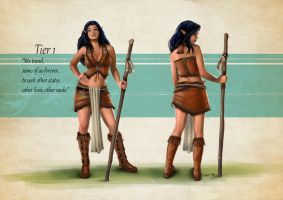 Neely Outfit 1 by orogion