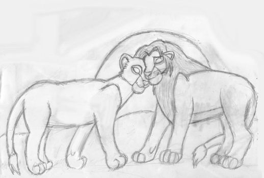 The lion king by kagome-h