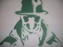 Rorschach by KhitiKat