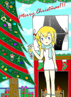 .:Kingdom Hearts Christmas:. by kate621