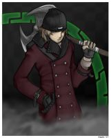 Shinjiro by LuriaShima