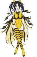 Bee Fairy by AnatneM-Studios