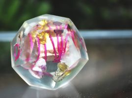 Dodecahedron 17 by hollyfieldsofgold