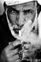 Smoker by alz3aabi