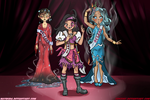 Princess Pageant World Peace by mavruda by zenx007