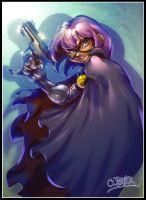 hit girl 2 by wagnerf