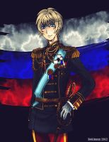Russian imperial soldier by dokinana