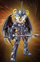 Dante as Guyver by bbmbbf