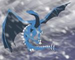 Flying the Blizzard by Anonymous-Mystique