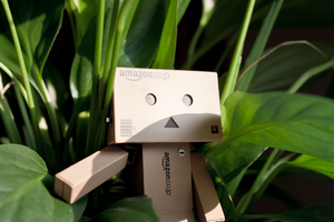 Danbo in the Jungle by Appl3ju1ce