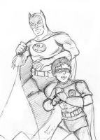 The Dynamic Duo by Steve3po