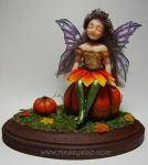Miki the fall fairy by massy