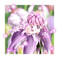 SMN Arena - Fairy of Spring by aun61