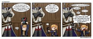 FFXIV Comic: Am Disappoint by bchart