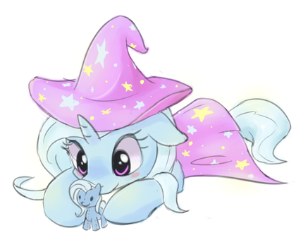 Trixie by aymint