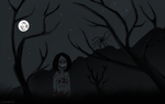 Jeff and Slenderman by Comickit