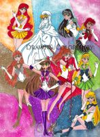 :SM: Sailor Moon- Eternal Poster1 by Evilness321