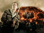 Neville Deathly Hallows Wallpaper by smashingdaisies