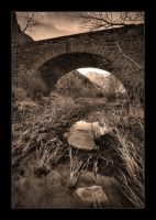 C4D Zion Stone Bridge by cravingfordesign
