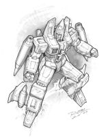 Ramjet sketch by REX-203