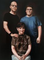 Family Portrait by reality-must-die