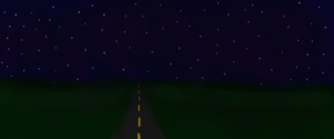 Background: A night drive by Crystal-Wise