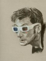 3D Tennant by polvoice