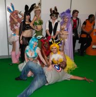 MCM Expo May 2015 7 by cosmicnut