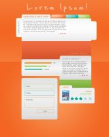 Web lay-out by DisCal