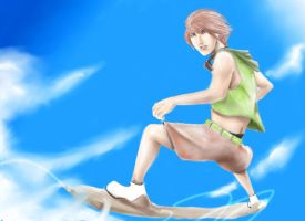 up to sky by suza90