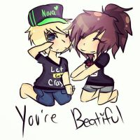 You Are Beautful In Every Single Way by Wuhv