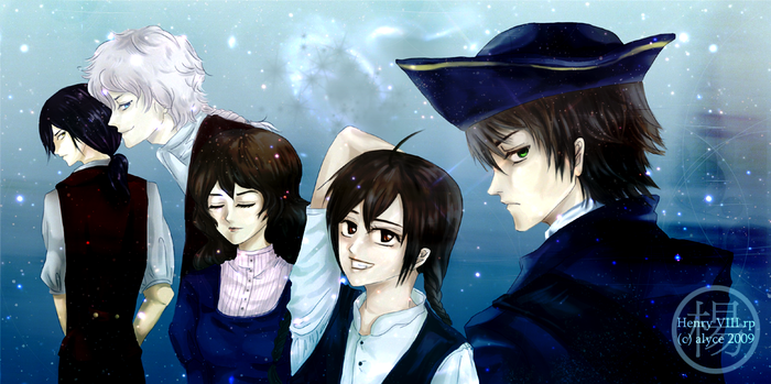 HRY VIII rp banner 1 by yutou-pon