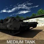 Medium Tank by Aircraftkiller