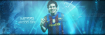 Messi Sig by AbOoD-Alhosnay-GFX