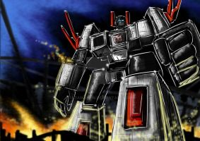 Metroplex, the last line of defence by adamantis