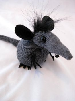 Sven the rat by IckyDog