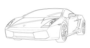 lamborghini gallarado by smilie5768