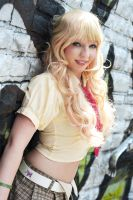 Sheryl Nome : School Princess by princess-soffel